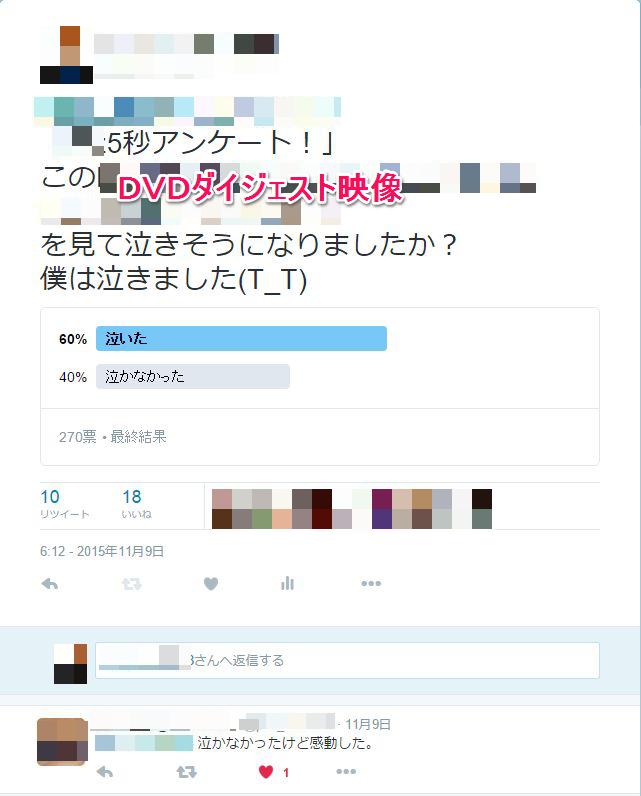 ツイッター投票機能を実際に使ってみた!結果の画像あり!