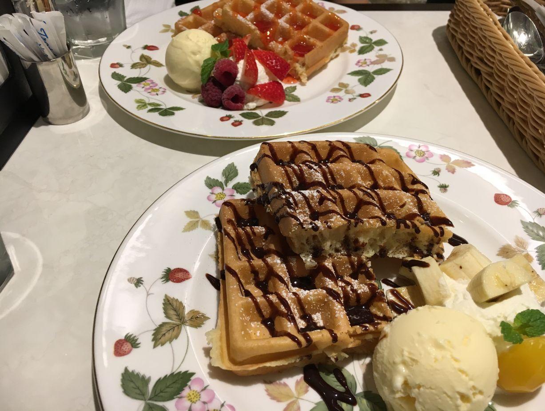 梅田の喫茶店でコンサル生とお会いしてきました。
